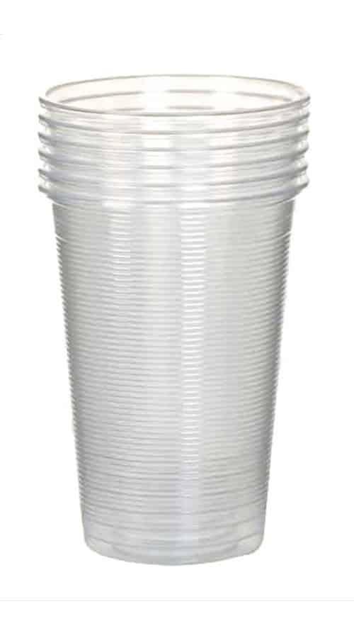 Стаканы пластиковые 100гр/100шт
